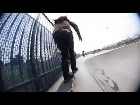 Smithpark Skatepark Montage 2014