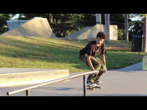 Payne Skatepark // Sarasota Florida