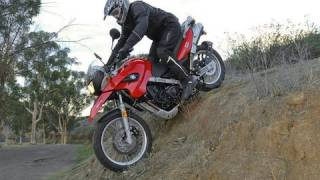1. 2009 BMW G650GS Dual Sport Motorcycle Review