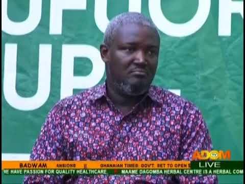 Badwam Sports on Adom TV (21-8-18) (видео)