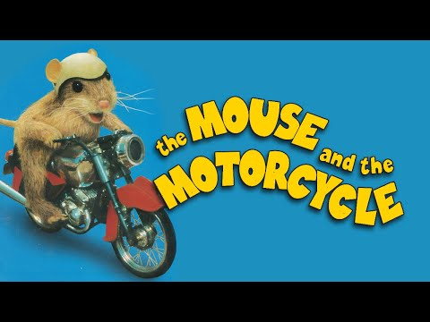 The Mouse And The Motorcycle - (Full, 1986)