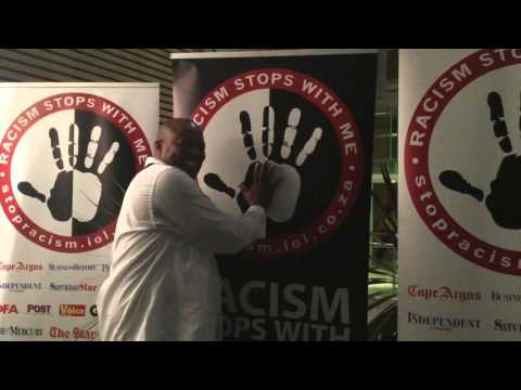 "Video: Jazz Festinos say ""No"" to racism"