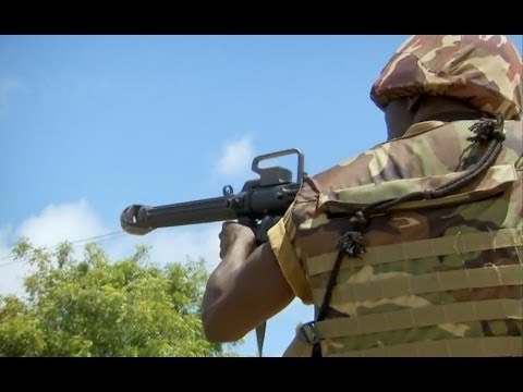 Gun Battles in the Streets of Somalia - Indian Ocean with Simon Reeve - BBC