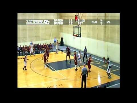 Men's Basketball Highlights vs Bates