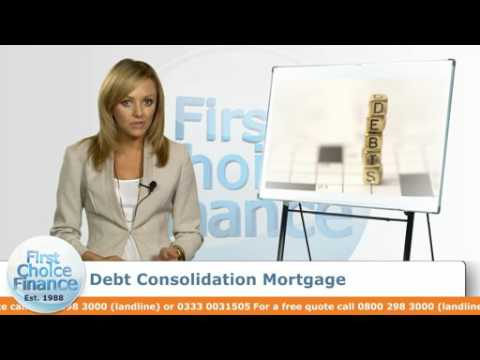 How a mortgage can be used to consolidate your debts