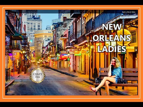 New Orleans Ladies ~ Louisiana's LeRoux ~ With Lyrics (видео)