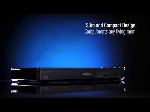 Panasonic DMP-BDT160 Blu-ray Player