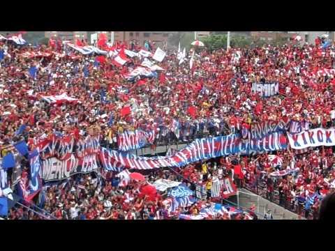 Somos los que te seguimos - Rexixtenxia Norte - Independiente Medellín