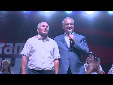 Șeful statului a felicitat locuitorii satului Nihoreni cu ocazia Hramului localității