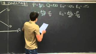 Problem Set 1, Problem #4 | MIT 14.01SC Principles Of Microeconomics