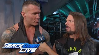 Nonton Randy Orton questions AJ Styles' intensity: SmackDown LIVE, March 5, 2019 Film Subtitle Indonesia Streaming Movie Download