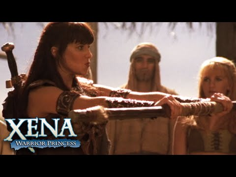 Xena Teaches The Art of War | Xena: Warrior Princess