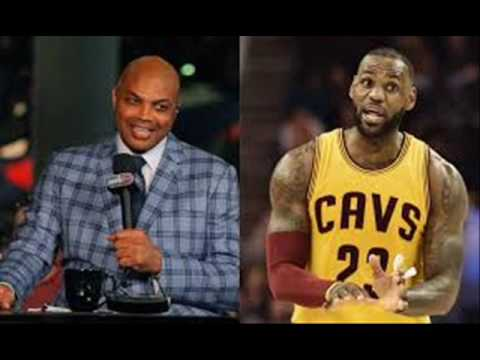 Is Lebron James trying to get Charles Barkley fired?