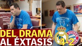Video Real Madrid 4-2 Bayern | Así lo vivió Roncero: del drama al éxtasis | Diario AS MP3, 3GP, MP4, WEBM, AVI, FLV Juni 2017