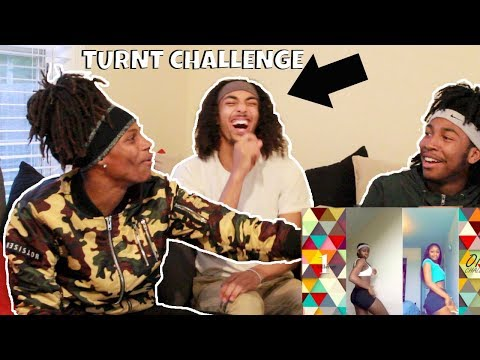 Turnt Challenge Dance Compilation #turntwithlexi #turntdance *reaction*