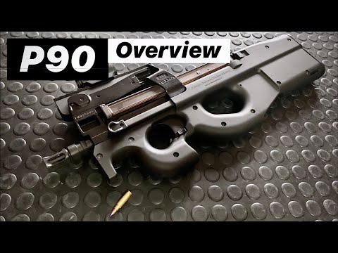 FN P90/PS90 Overview | Gun of the Week #1