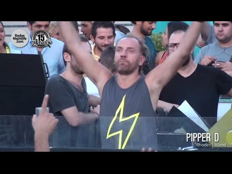 Sven Väth in the morning LIVE [06.00-08.36am] @ Paradiso Beach Club | Rhodes (Rhodos, Rodos) Island
