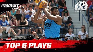 The first day of the FIBA 3x3 World Tour Saskatoon Masters was played well above the rim! Check out the top 5 plays, featuring Jelane Pryce (Winnipeg), Igor Lebov (Hamilton), Kevin Loiselle (Montreal) and Palpreet Singh Brar (Hamamatsu)! Subscribe to the FIBA3x3 channel: http://bit.do/SubscribeFIBA3x3More on:http://twitter.com/FIBA3x3http://www.facebook.com/FIBA3x3http://fiba3x3.comhttp://instagram.com/FIBA3x3