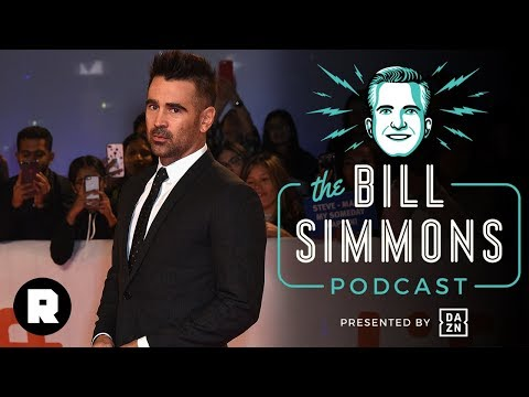 Wizards Pain, a Colin Farrell Interview, and 'WrestleMania' Predictions   The Bill Simmons Podcast