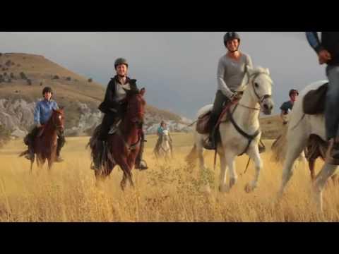 Chevauchée en Cappadoce