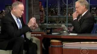 Video Letterman to OReilly: Youre a goon MP3, 3GP, MP4, WEBM, AVI, FLV Januari 2019
