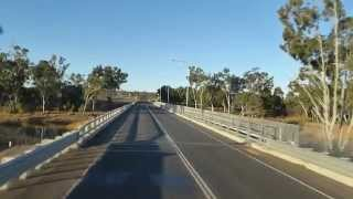 Toowoomba Australia  city photo : Toowoomba to Windorah Queensland Australia