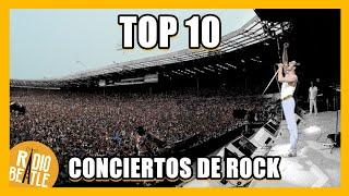 Video Los 10 Conciertos de ROCK Más ÉPICOS de la Historia | Radio-Beatle MP3, 3GP, MP4, WEBM, AVI, FLV Juli 2019