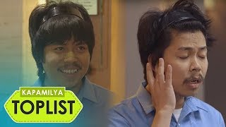 Video Kapamilya Toplist: 10 funny moments of Empoy as James Ribs in Since I Found You MP3, 3GP, MP4, WEBM, AVI, FLV Agustus 2018
