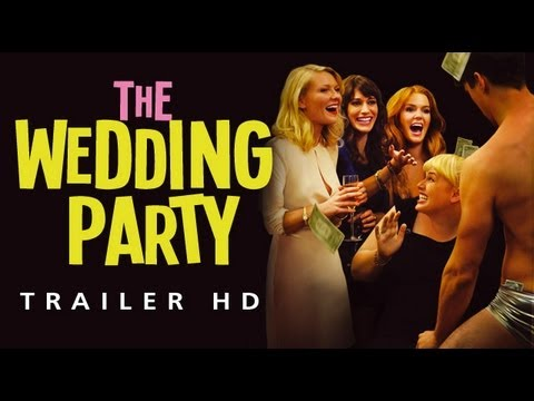 The Wedding Party - Trailer Italiano