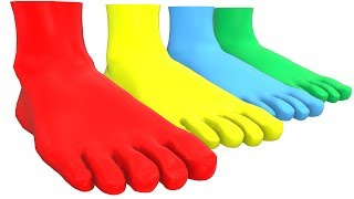 Video Learn Colors Foot Painting Finger Family Superheroes for Kids Nursery Rhymes MP3, 3GP, MP4, WEBM, AVI, FLV Juli 2017