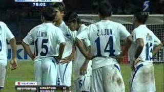 Video Myanmar walkout vs Singapore : AFF Suzuki Cup 2008 MP3, 3GP, MP4, WEBM, AVI, FLV Februari 2019