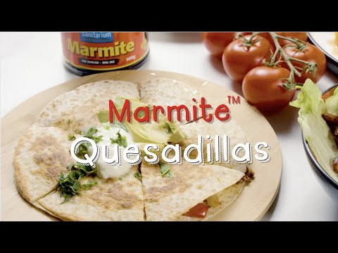 Marmite and bean quesadillas thumbnail 2