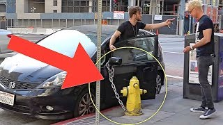 Video BEST Bad Parking Revenge Pranks (NEVER DO THIS!!!) - FEMALE PUBLIC MAGIC COMPILATION 2018 MP3, 3GP, MP4, WEBM, AVI, FLV Desember 2018