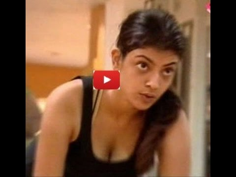 Kajal Agarwal Hot Gym Workout Video Going VIRAL 2016