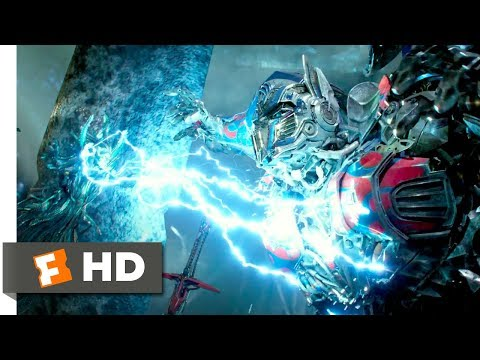 Transformers: The Last Knight (2017) - Meet Your Maker Scene (10/10) | Movieclips