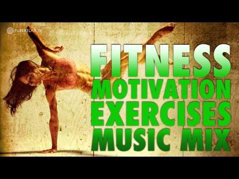 Fitness Motivation für Übungen Musik Mix - RelaxloungeTV