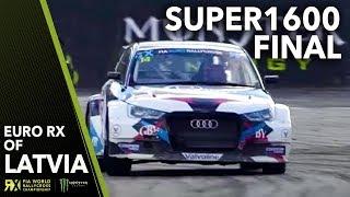 #NesteLatviaRX | #EuroRX Super1600 Fināls