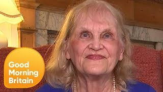 Subscribe now for more! http://bit.ly/1NbomQa Joy Gibson has been crowned Britain's oldest student at 90 years old, however she...