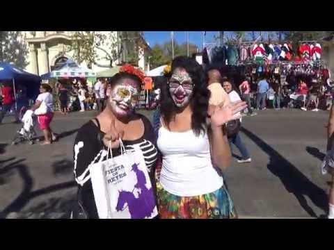 Dia De Los Muertos 2015, San Diego, California, U.S.A.