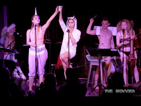 "The Skivvies @ Rockwell: Andi Davis, Gabrielle Ruiz, And Jerome Kurtenbach ""Unicorn Class"""