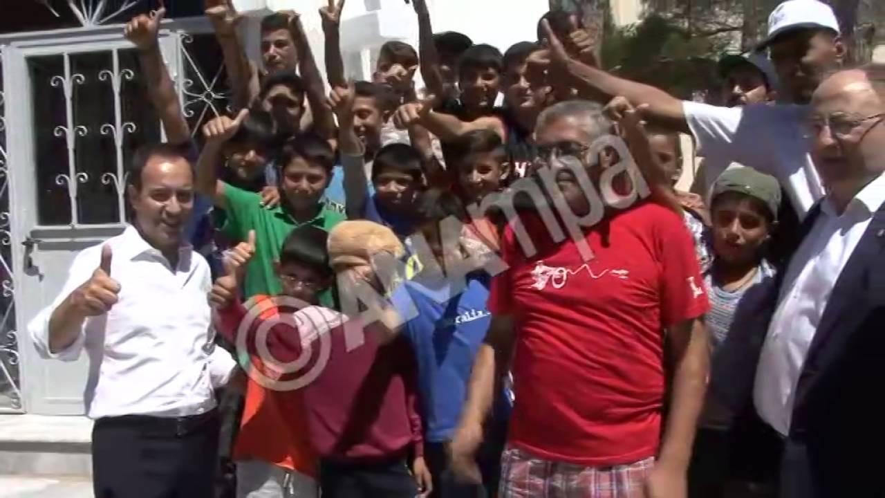Η Μπράγκα στο πλευρό των προσφύγων, στα Διαβατά