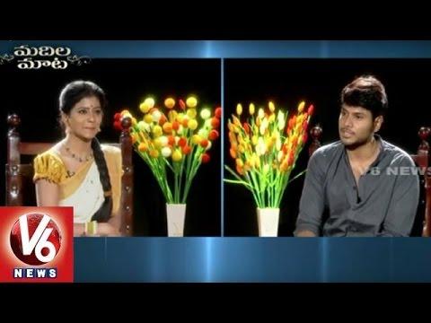 Sandeep Kishan Exclusive Interview | Run Movie | Madila Maata | V6 News