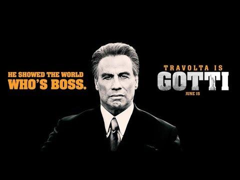 John Travolta Talks To Irish Film Critic's Tracee Bond About His New Film GOTTI.