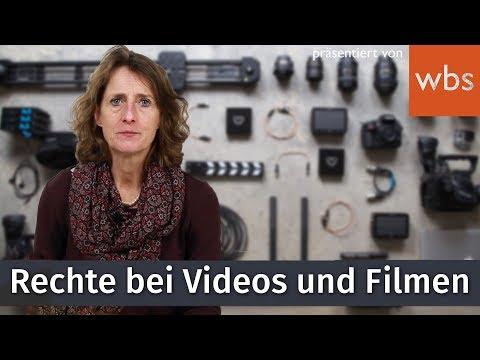 Wie kann ich die Rechte für Meine Filme/videos Klären?