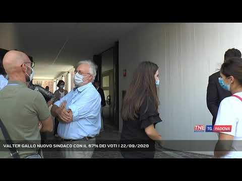 VALTER GALLO NUOVO SINDACO CON IL 67% DEI VOTI | 22/09/2020