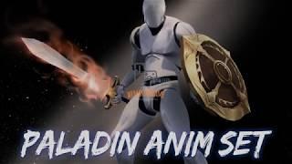 Paladin Anim Set