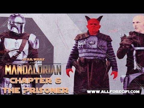 The Mandalorian Episode 6: The Prisoner Reaction & Review!