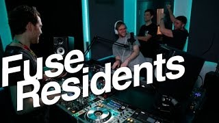 Enzo Siragusa, Rich NxT, Luke Miskelly - Live @ DJsounds Show 2014, Fuse 2hr Special