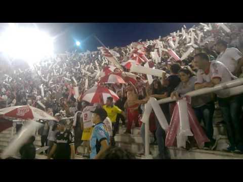 Entrada hinchada de Huracán semifinal Copa Sudamericana - La Banda de la Quema - Huracán