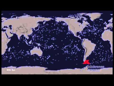 """""""isole di spazzatura"""": ecco cosa accade all'immondizia gettata in mare!"""